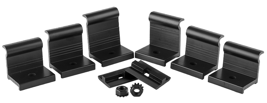 Black Panel Hardware Now Available