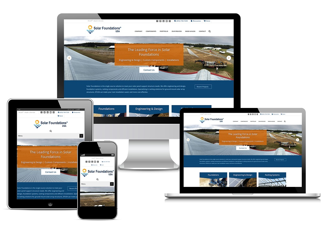 Solar Foundations USA Announces New Website Launch